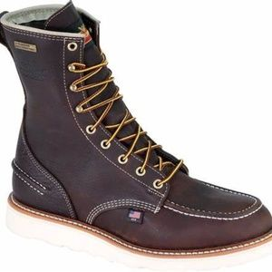 NEW MENS THOROGOOD WATERPROOF NON SAFETY BOOTS 13